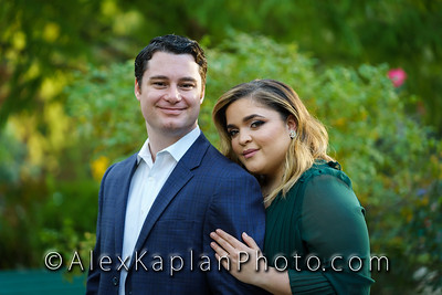 Jersey City Engagement Session by Alex Kaplan
