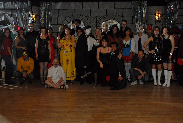 Dancesport Halloween Gala Party '09