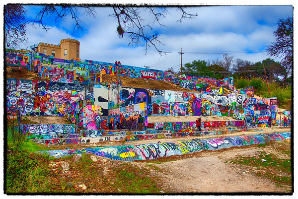 Street Art - Hope Outdoor Gallery