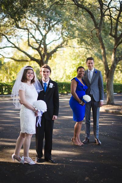 Fossler Wedding