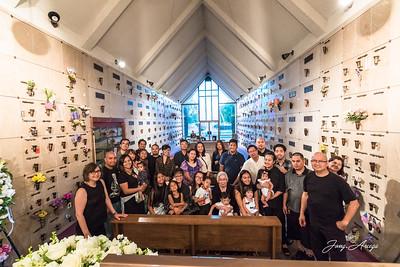 2018 Tatay Nick's Vigil