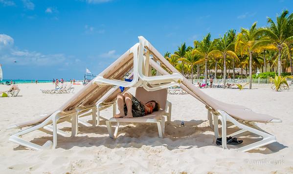 Playa Del Carmen. 2014