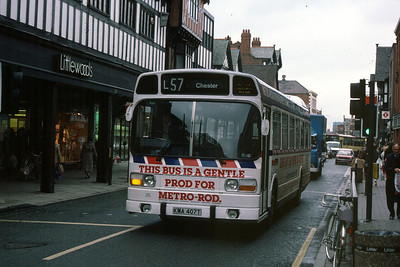 Buses of Chester
