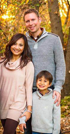 Holvick Family Xmas 2013