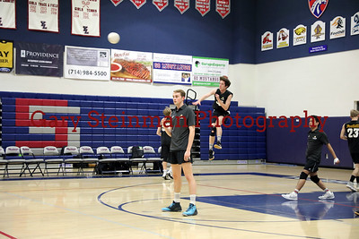 Foothill Boys Varsity Volleyball 02.28.19