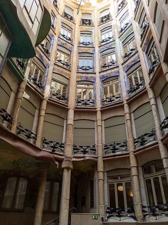 07_Spain - Gaudi - Casa Mila