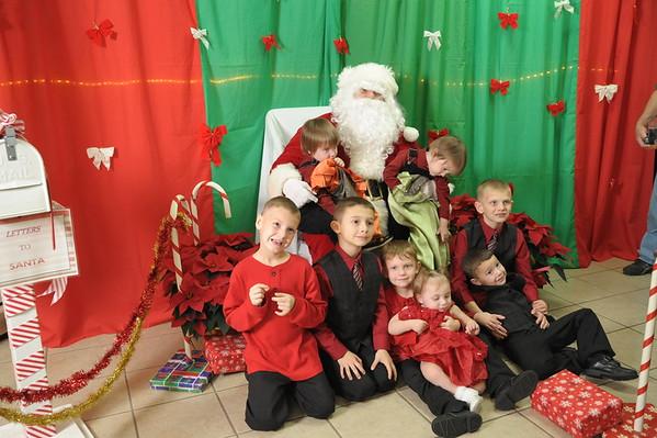 Huron Sportman's Santa 2015