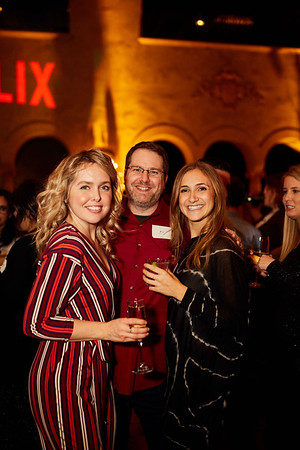 Netflix Post Production Holiday Party (Roaming Photographer)