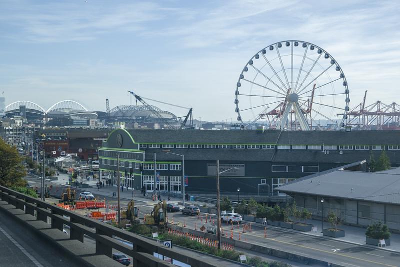 Seattle Pier District