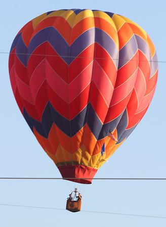 High on Kalamazoo Balloon Fest
