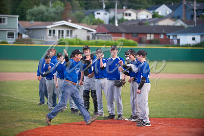 Roseburg vs Hill Trucking - Clyde Allen Field - June 17, 2011