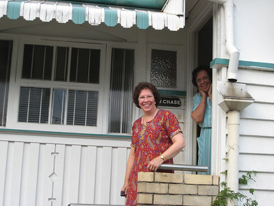 Brisbane + Grandma + Margo 03.08