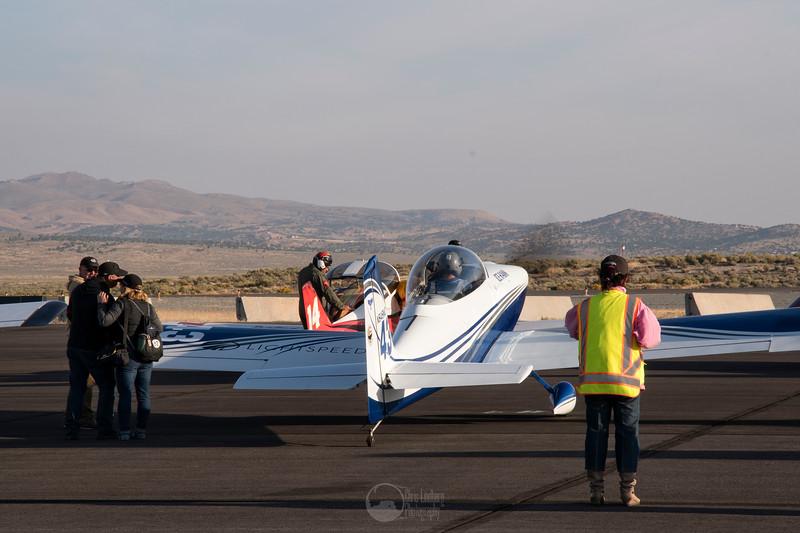 IceHawk, Race 43