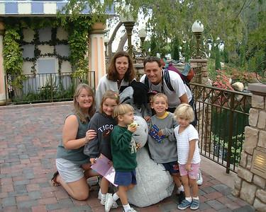Disneyland Oct 2002