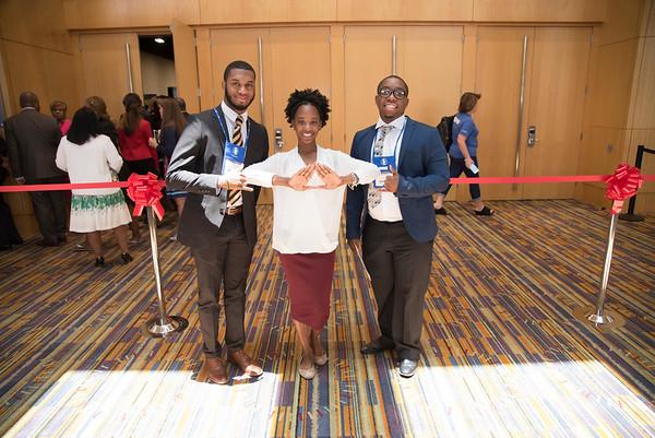 Career Expo Ribbon Cutting