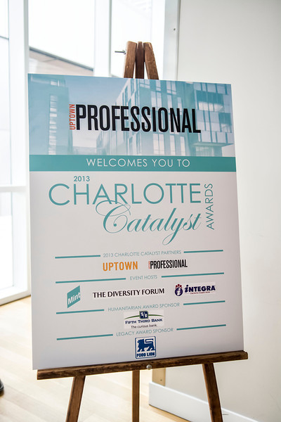 Uptown Professional Presents The 2013 Charlotte Catalyst Awards @ The Mint Museum Uptown 10-10-13 by Jon Strayhorn