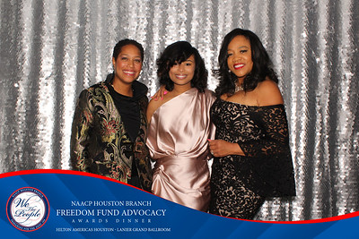 October 25, 2019 - NAACP Houston Branch Freedom Fund Advocacy Awards Dinner