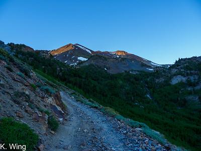 Laurel Creek to Bloody Mountain 06-14-2021