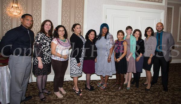 Sixth Annual Hispanic Awards Luncheon