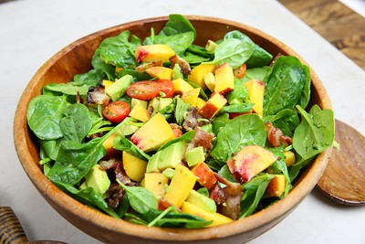 BLT-PA Salad