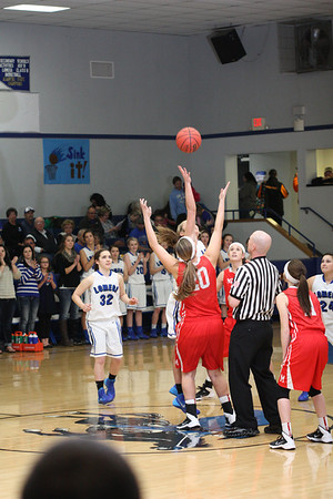 LOMEGA GIRLS VS MEDFORD 1/17/14