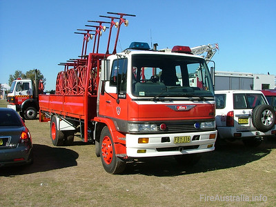 FRNSW - ME116 - Hino Tray Top