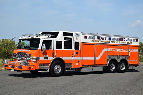 Flemington-Rartian Rescue Squad