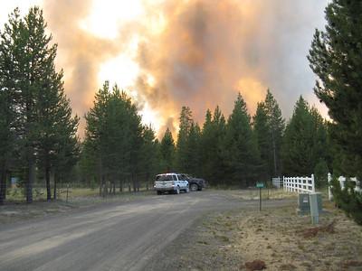 Stagecoach Fire July 2013