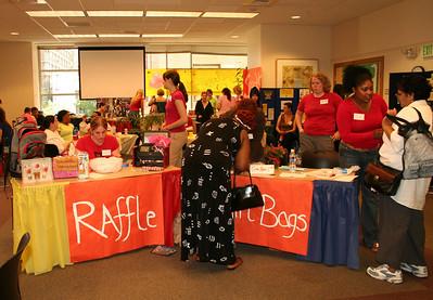 Women's Health Outreach Fair - 2007