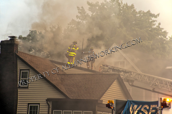 West Haven 18 North Street dwellling fire
