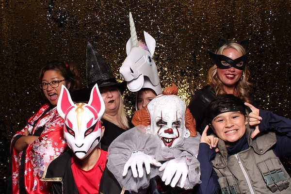 Halloween Party @ Providence Country Club 10.25.2019