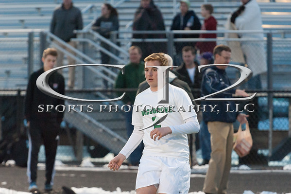 3-9-2015 Handley at Woodgrove Boys Soccer (Varsity)