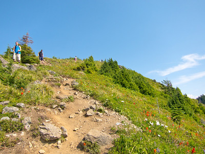 2011-8-28  Mailbox Peak