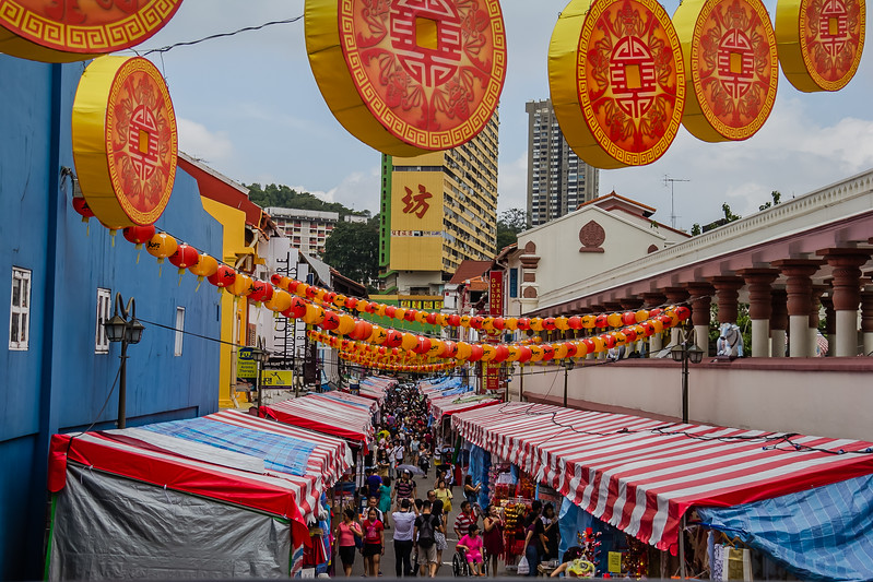 things to do in Singapore China Town