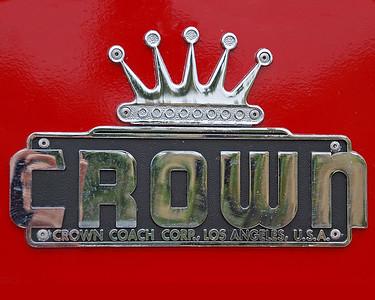 Crown Fire Apparatus