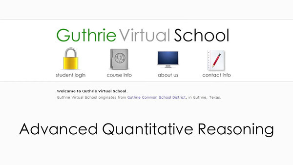 Guthrie Virtual School