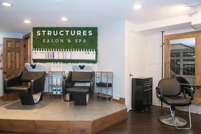 Structures Salon Building