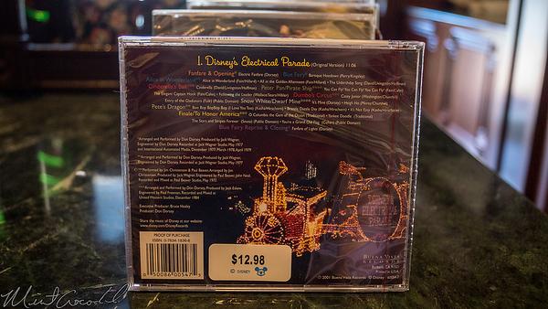 Disneyland Resort, Disneyland, Main Street Electrical Parade, Main Street, Electrical, Parade, CD