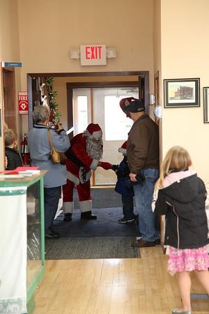 Chamber Santa Day 2011