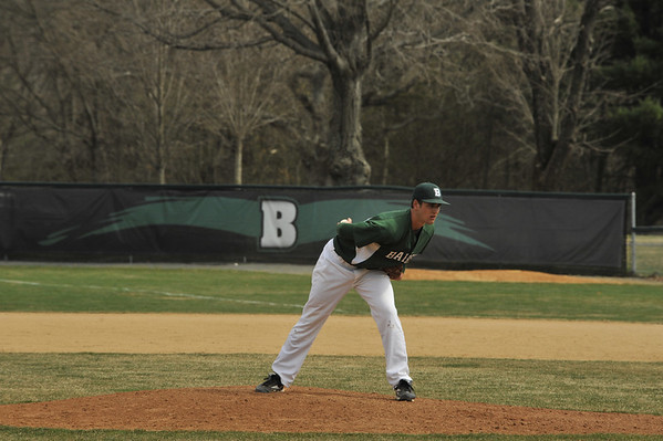 BABSON BASEBALL DOUBLE HEADER V MIT 3.24.2012