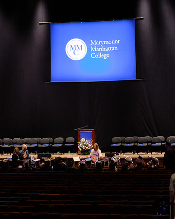 Jessica Commencement  from Marymount Manhattan College