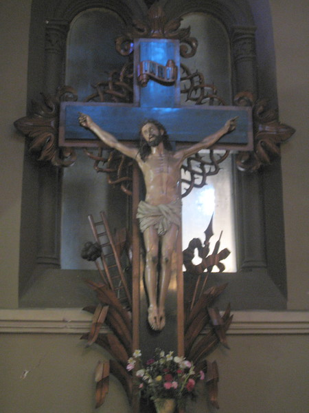 Sacred Heart Church, Valparaiso, Chile