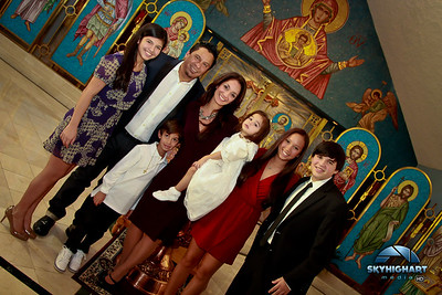 PAEZ FAMILY BAPTISM