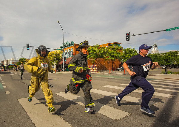 2016 Missoula Mile - First Responders