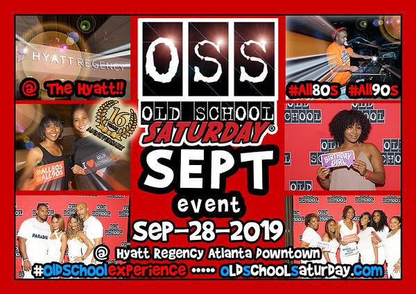 Sep-28-2019 OSS @ Hyatt Regency Atlanta ::: ATL, GA, USA
