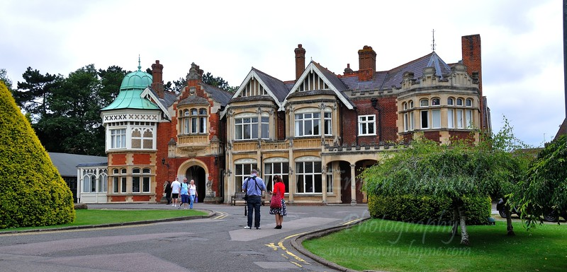 Bletchley Park  -  July 2019