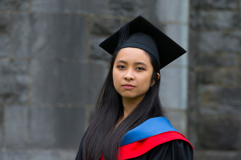 03/11/2017. Waterford Institute of Technology Conferring is Andrea Nicole de Perio. Picture: Patrick Browne.