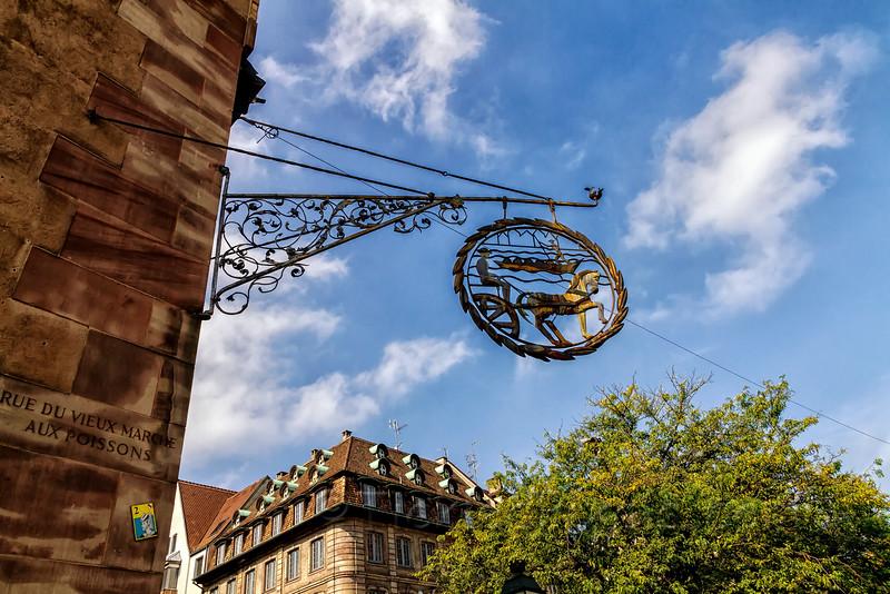 Medieval Guild Sign