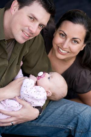 Kalena & Family March '08
