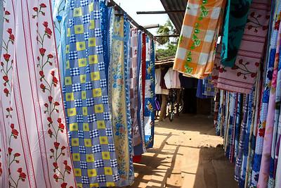 African market. Lira, Uganda.